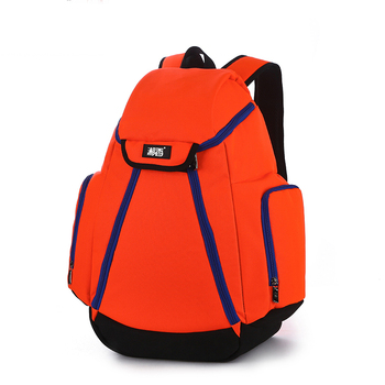 Custom backpack support custom logo laptop student s school gym sport  basketball backpack ef34602df21c0