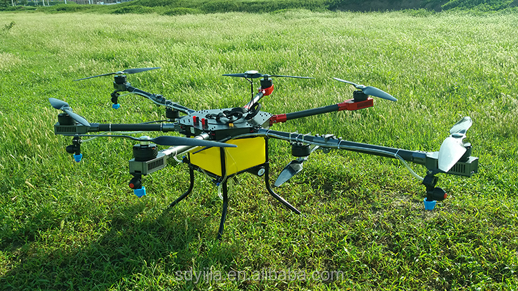 Agriculture aerial survey uav with GPS Crop Duster