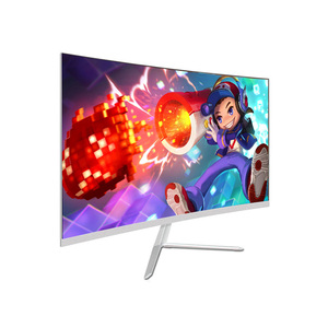 Cheap ultra wide r2800 curved screen monitor 24 inch hd lcd monitor for gaming