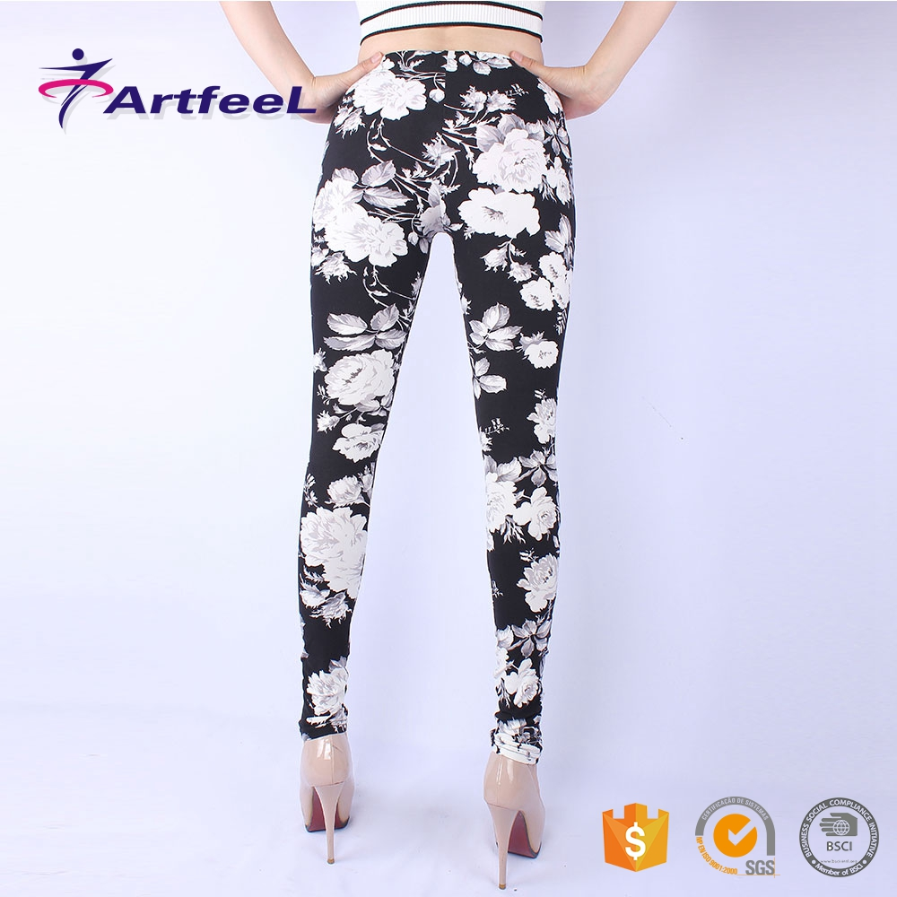 Wholesale custom work with cotton lift multiple patterns trousers