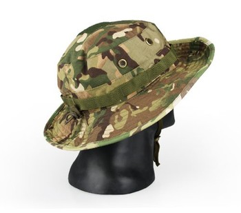 Army soldier CP fashion cap ACU Military Boonie Hat camouflage military cap  hat embroidered military 3c719b75979