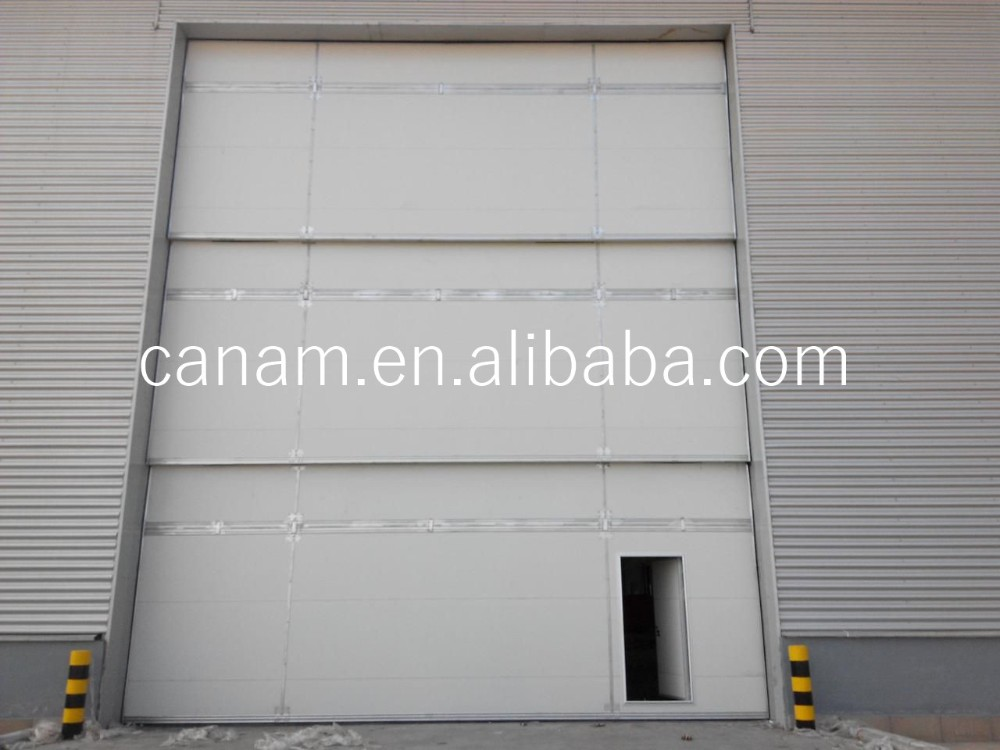 Workshop Doors with Windows Industrial Door