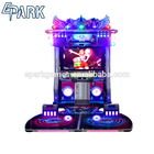 2018 Game center video arcade dancing game machine