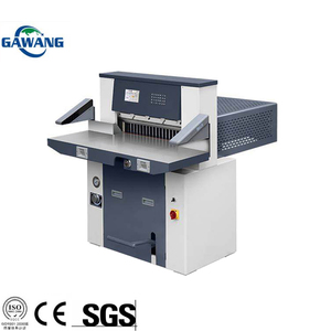 Super High Speed Office Guillotine Large Guillotine Paper Cutter