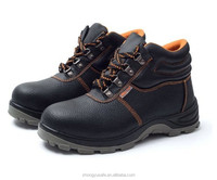 CE Ruian Men Genuine Leather Sport safty Shoes, composite toe Safety Shoes Boot with Steel Toe Inserts for Work
