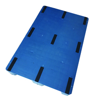 Eco-friendly Virgin HDPE 4-Way Plastic Pallets