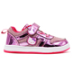 Fancy girls wholesale patent leather casual sneakers beautiful fashion skate shoes