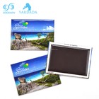 promotional items china supplier business card paper fridge magnet