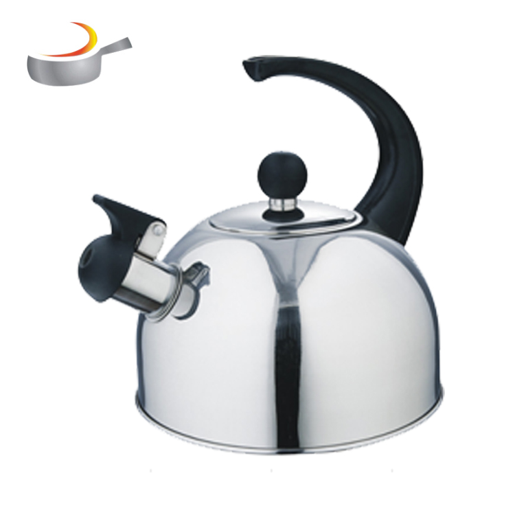 Homeware stovetop durable 2.0L/2.5L whistling kettle stainless steel whistling tea infuser kettle