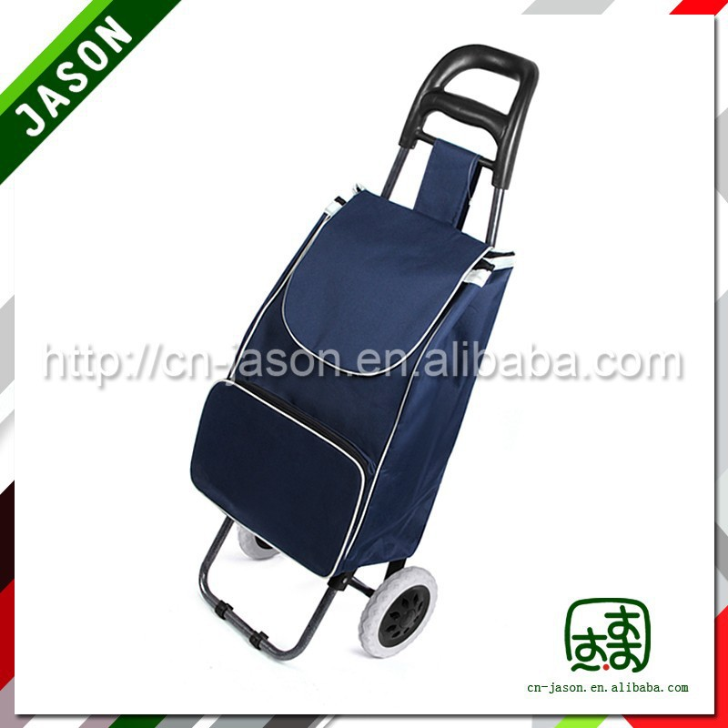 foldable hand cart children favorite mini grocery shopping cart with flag