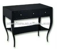 3 drawer console table PFD257
