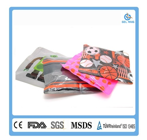 PE nylon plastic cold water colour ice pack