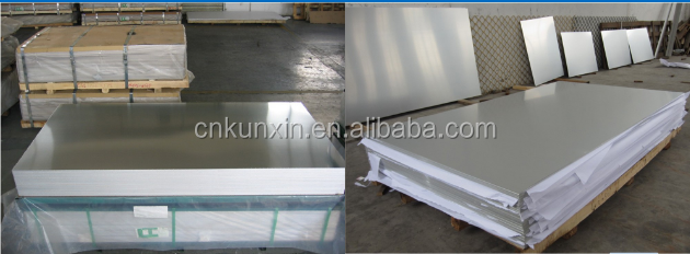 3mm10mm thick 1060h24 aluminum alloy sheet plate price per kg for trailers in malaysia