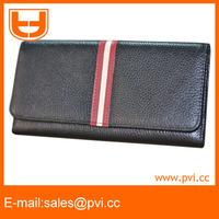 Classic RFID blocking Men Genuine Leather Wallet