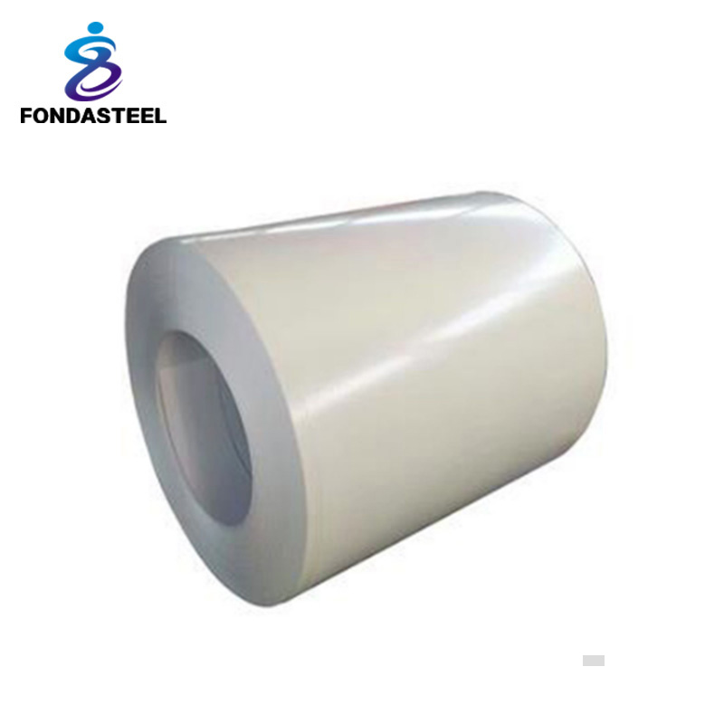 ppgi sheet thickness color coated coil for Metal House Roofing