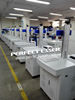 floor type animal ear tag laser marking machine with industrial computer
