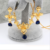 XL6013 xuping fashionable jewelry gold plated flower bridal gemstone jewelry sets