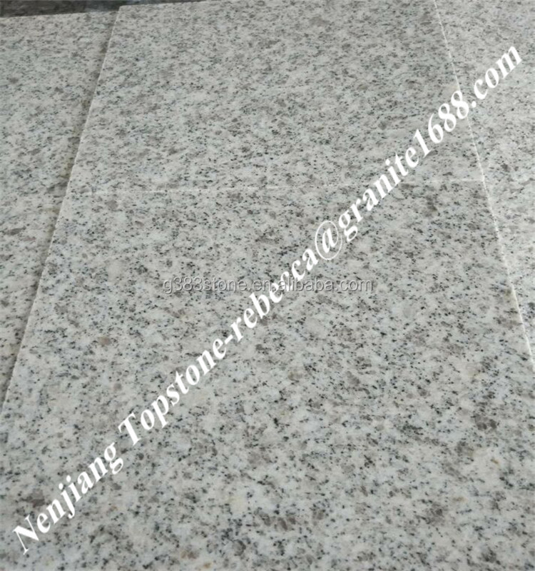 popular China Shandong white pearl granite 303 granite