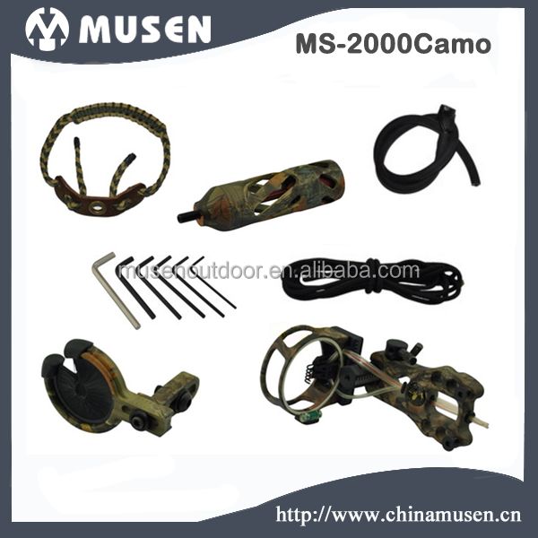 Hot sale China hunting combo equipment accessories for archery bow