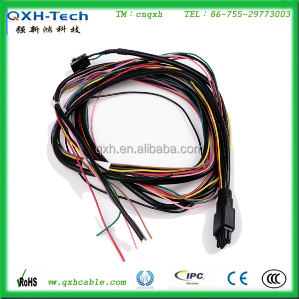 High Quality Wiring Harness For Forklift wiring harness for forklift, wiring harness for forklift suppliers Custom Wire Harness Sleeves at soozxer.org