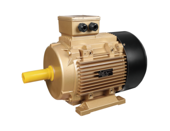 MS series energy saving aluminum shell three phase motor for water pump