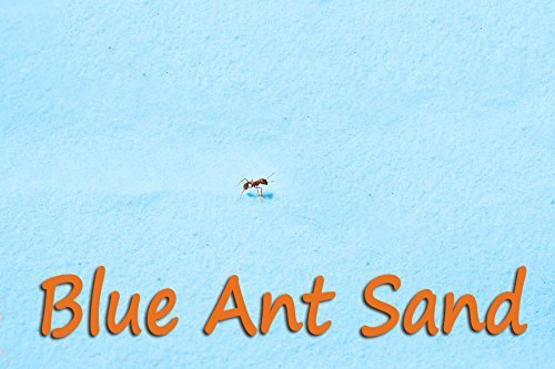 Ant Farm Refill Ant Sand: Blue: 2 1-Pound Bags