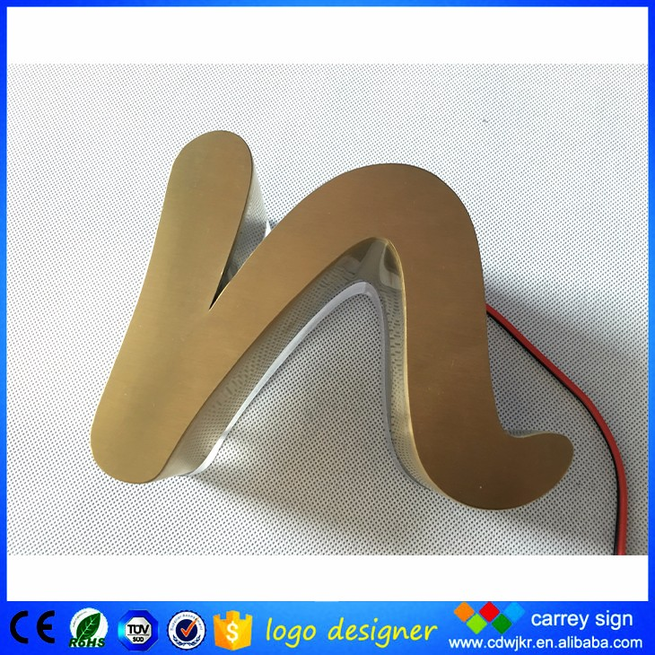 3d letter outdoor advertising electrical company names for russian alphabet