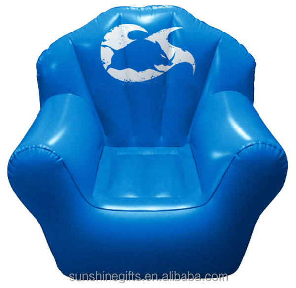 TPU inflatable armchair for adult