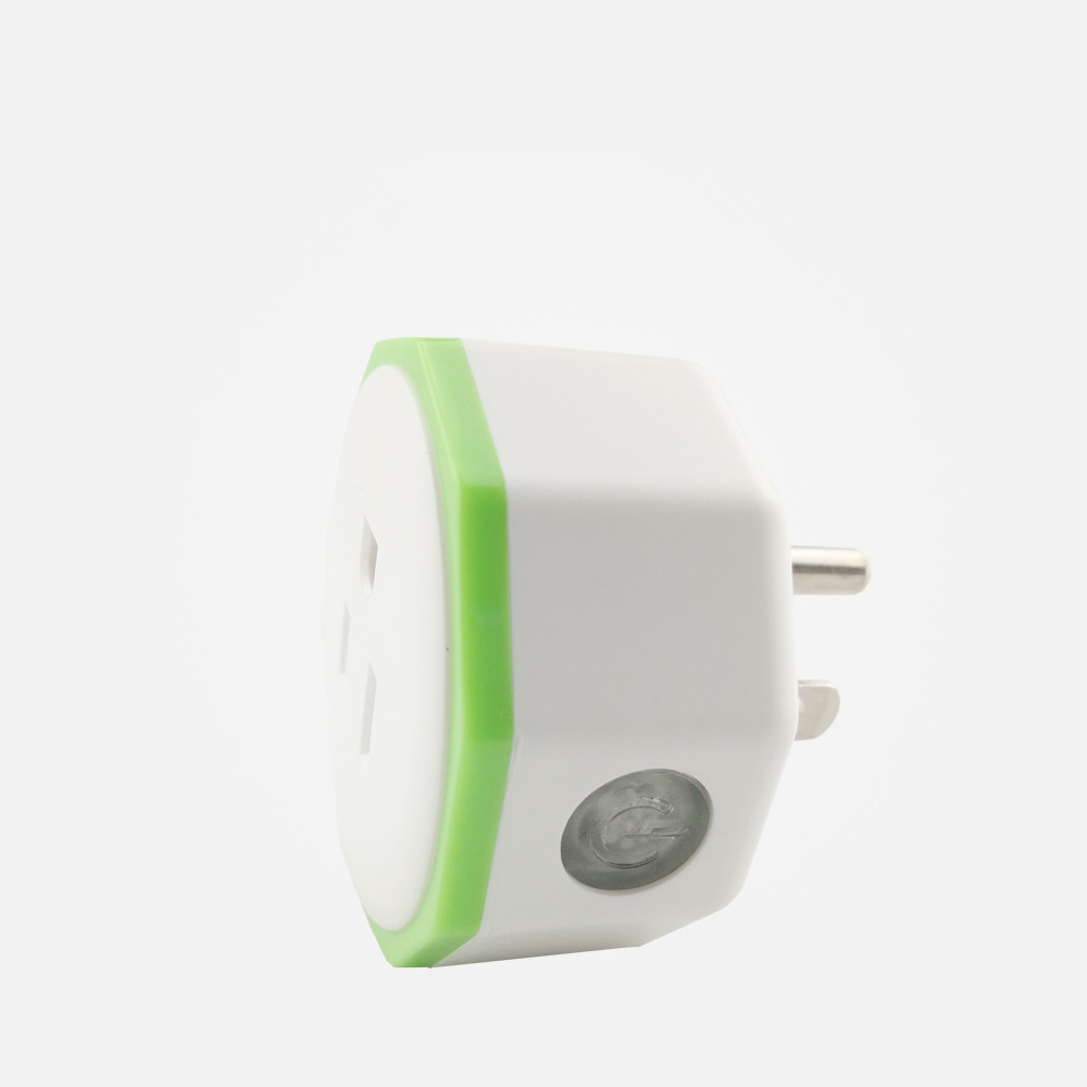 Frankever latest new design US standard wifi smart power <strong>plug</strong>