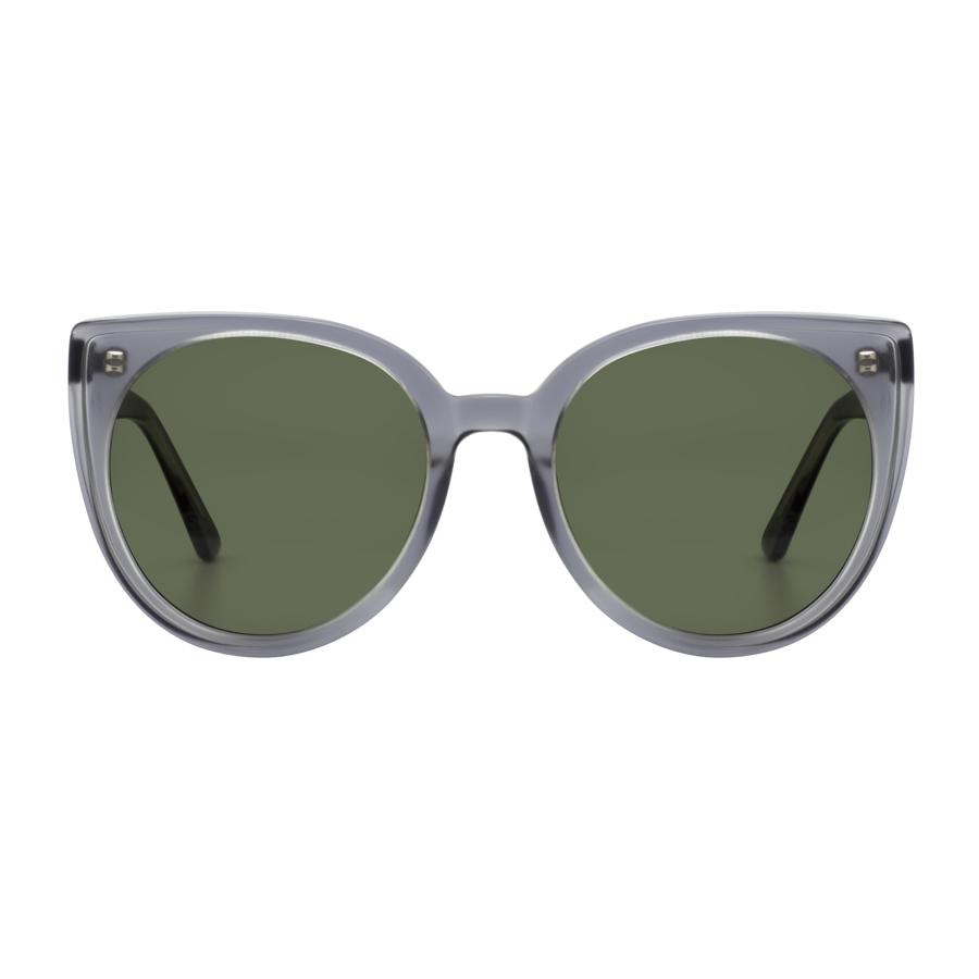 7c01226b05 Coreano moda estilo fresco marco grande para mujer gafas de sol logotipo  personalizado 2019 Acetae gafas