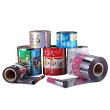 Individuell Bedruckte <span class=keywords><strong>Lebensmittel</strong></span> Verpackung Laminiert Material Kunststoff Film Roll