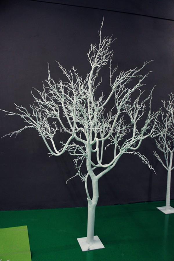 Deco Arbre Mort Beautiful Dernire Conception De Haute Qualit Blanc