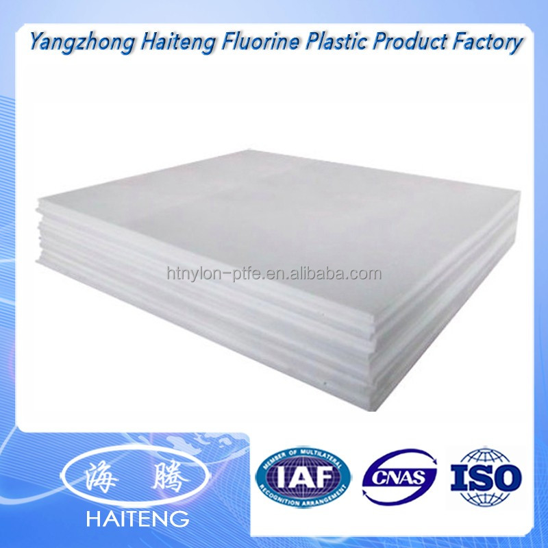 Pure Virgin PTFE Sheet/Plates Best Quality Teflon Sheet White Color with Flexible Size