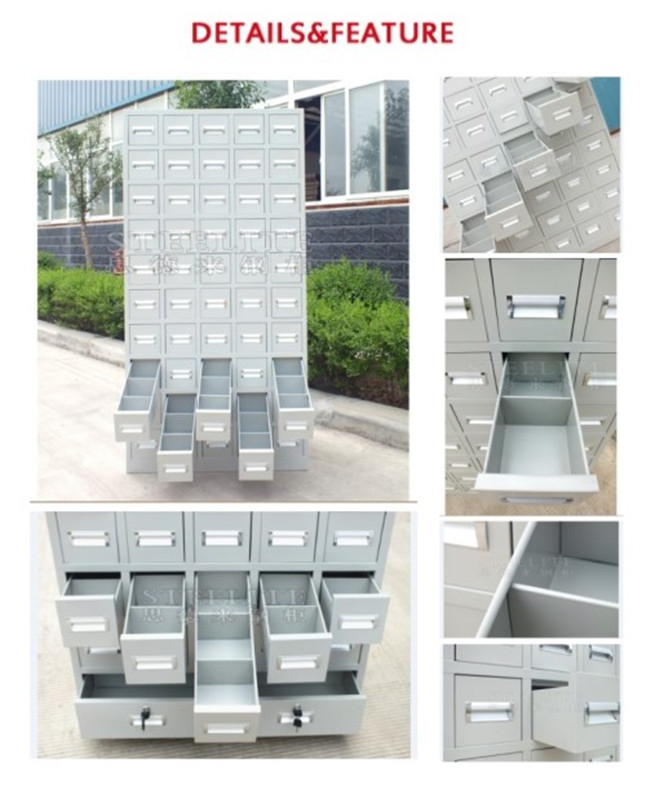 Hospital Metal Furniture Steel Chinese Herbal Medicine