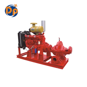 High performance fire fighting pump used diesel engine driven