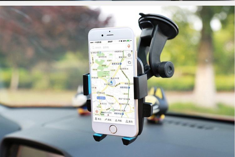 Car phone mount mobile cell car mount windshield dashboard car phone holder, multi useful car holder air vent car mount 3 in 1