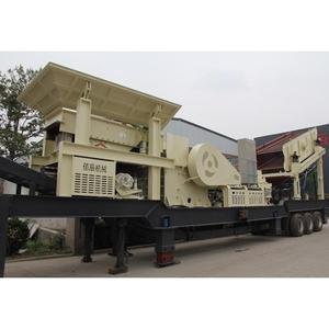 Mobile Jaw Crusher, Complete Quarry Plants, Stone Crushing Plant