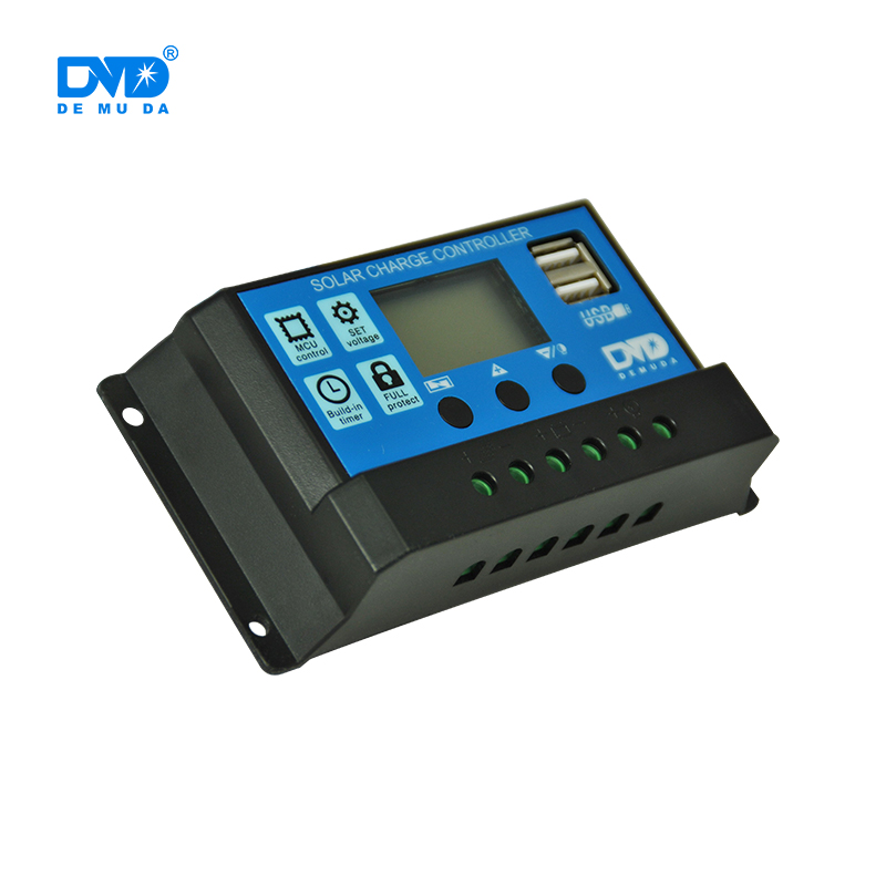 Renewable Energy Controllers Regulator 10A 20A 30A solar charge controller