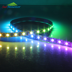 WS2812B Led Strip 5050 Flexible Led Strip Programmable Led Christmas Lights