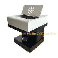 Inkjet A4 size coffee printer for printing photo and picture with cake / coffee with Wifi