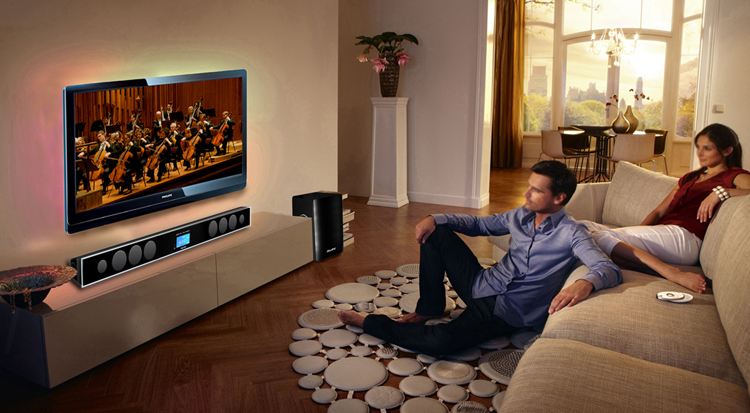 3d Surround Wireless Bluetooth Home Theater Tv Soundbar