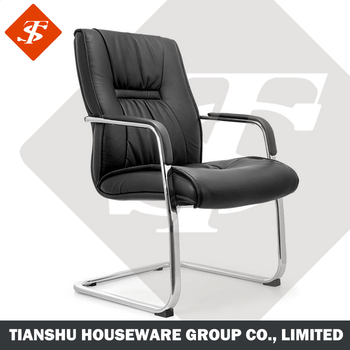 no wheels soft backrest office chair high quality