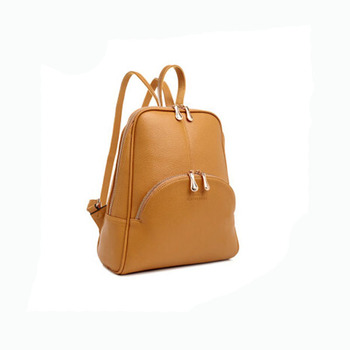 2020 genuine leather lady waterproof cross body bag