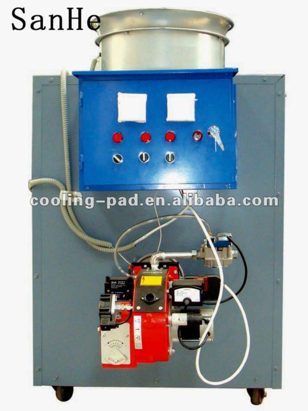 industrial air heater for pig house