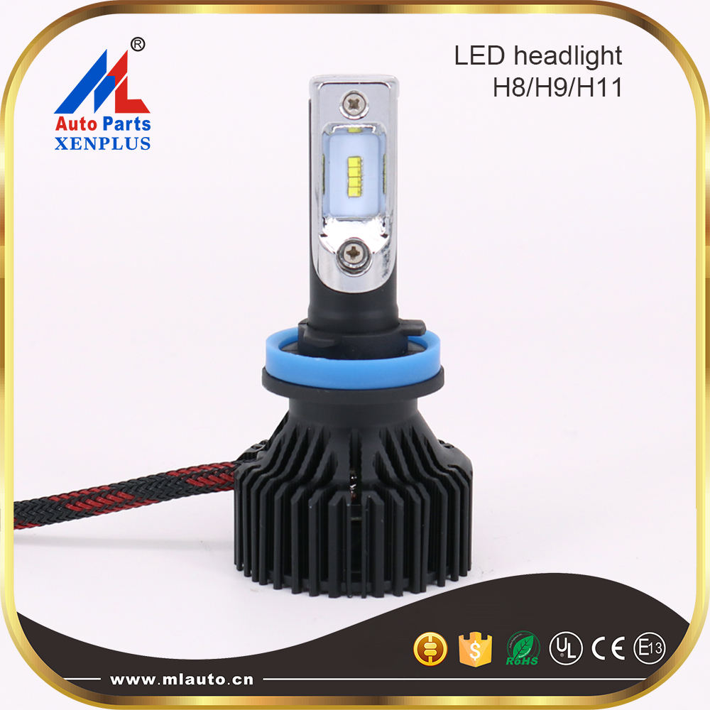 best selling products car accessories E3 H8/H9/H11 replace hid kit led headlight