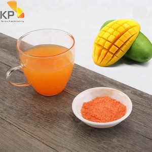 Mango flavor powder, mango fruit flavor powder for food and beverage