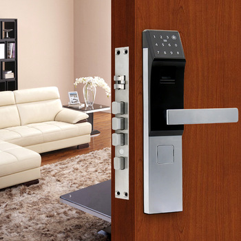 home security door locks. Interesting Security Zigbee Smart Fingerprint Door Lock With Card Password For Home Security  System To Home Security Door Locks U