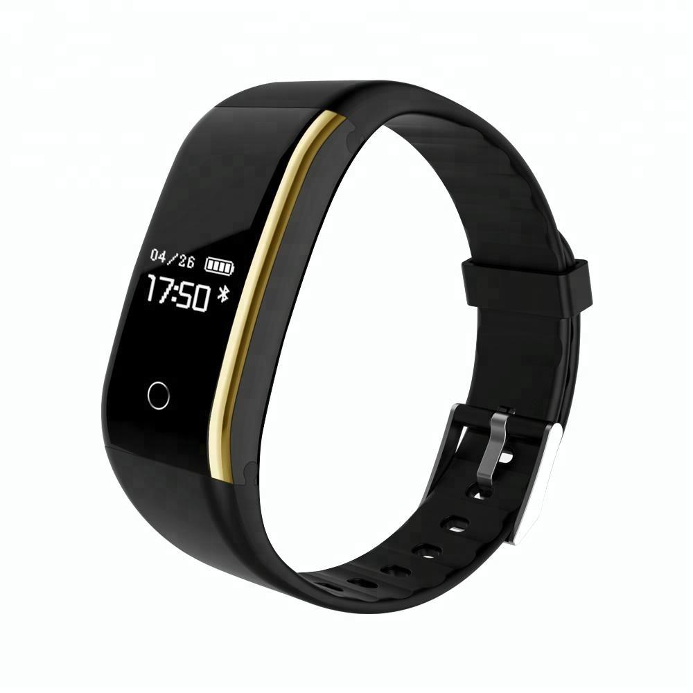 Fitness & Bodybuilding V9 Farbe Oled Bildschirm Smart Gesunde Armband Leben Wasserdicht Schrittzähler Tracking Kalorien Schlaf Für Android Ios Smartphones Sport & Unterhaltung