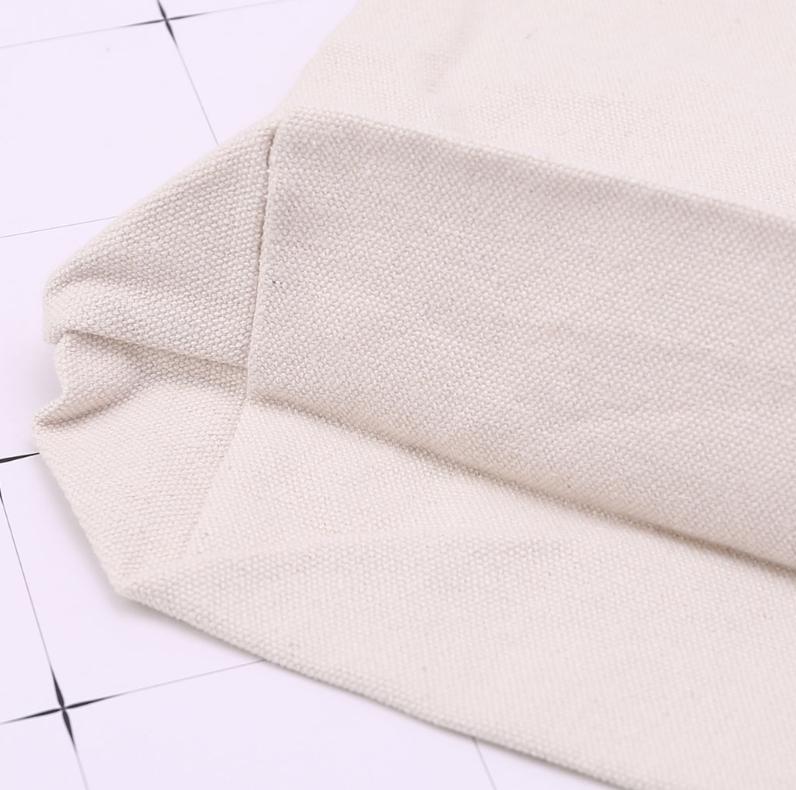 Fabbrica Direttamente Che Vende Personalizzato Stampato Cotone di Facile Carry Tote Bag