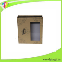 High-end cardboard paper carton packing electronic cigarette packets packaging boxes wholesale for sale